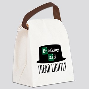 Breaking Dad Canvas Lunch Bag
