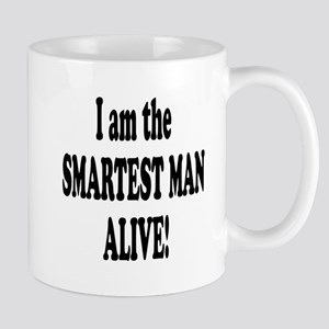 Smartest Man Alive Mug