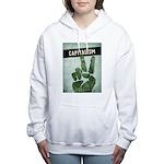 Capitalism Women's Hooded Sweatshirt