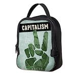 Capitalism Neoprene Lunch Bag