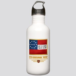 6th Louisiana Infantry Water Bottle