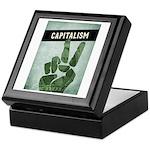 Capitalism Keepsake Box