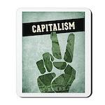 Capitalism Mousepad