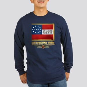 6th Louisiana Infantry Long Sleeve T-Shirt