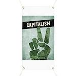 Capitalism Banner