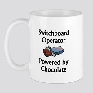 PBX Operator Mug