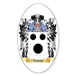 Vaskov Sticker (Oval 50 pk)