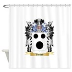 Vaskov Shower Curtain