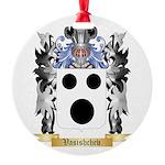 Vasishchev Round Ornament