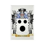 Vasishchev Rectangle Magnet (10 pack)