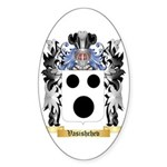 Vasishchev Sticker (Oval)