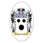 Vasishchev Sticker (Oval 50 pk)