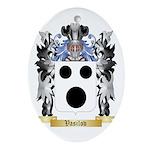Vasilov Oval Ornament
