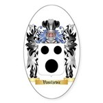 Vasiljevic Sticker (Oval 50 pk)
