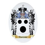 Vasiljevic Oval Ornament