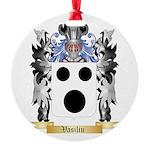 Vasiliu Round Ornament