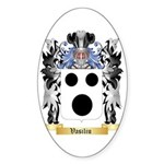 Vasiliu Sticker (Oval 10 pk)