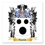 Vasilik Square Car Magnet 3