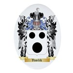 Vasilik Oval Ornament