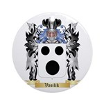 Vasilik Round Ornament
