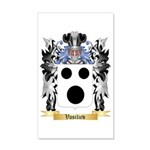 Vasiliev 35x21 Wall Decal
