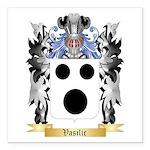 Vasilic Square Car Magnet 3