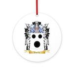 Vasilic Round Ornament