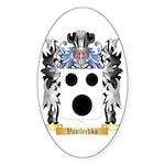 Vasilechko Sticker (Oval)