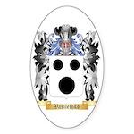 Vasilechko Sticker (Oval 50 pk)