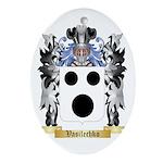 Vasilechko Oval Ornament