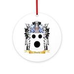 Vasile Round Ornament