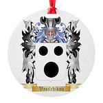 Vasilchikov Round Ornament