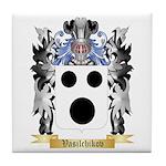 Vasilchikov Tile Coaster