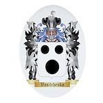 Vasilchenko Oval Ornament