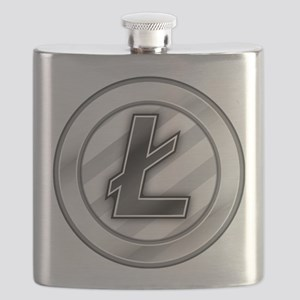 Litecoin Flask