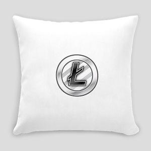 Litecoin Everyday Pillow