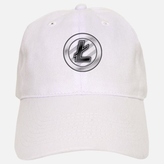 Litecoin Baseball Baseball Cap