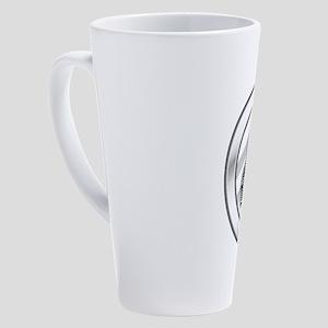 Litecoin 17 oz Latte Mug