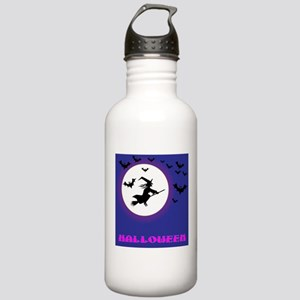 Full Moon Witch Stainless Water Bottle 1.0L