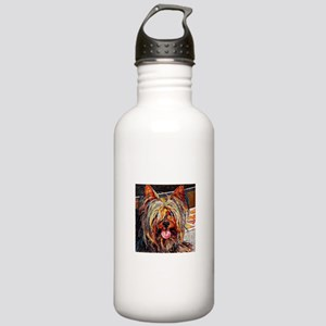 Yorkshire Terrier: A P Stainless Water Bottle 1.0L