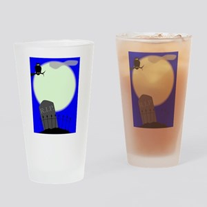 Cemetery Drinking Glass