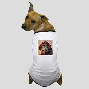 Standard Poodle: A Portrait in Oil Dog T-Shirt