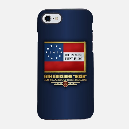 6th Louisiana Infantry iPhone 8/7 Tough Case