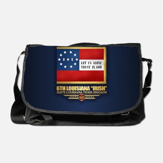 6th Louisiana Infantry Messenger Bag