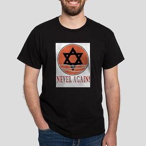 Never Again Ash Grey T-Shirt