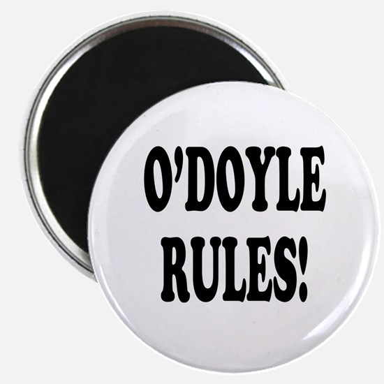 O'Doyle Rules! Magnet