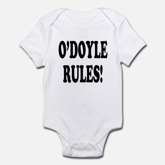 O'Doyle Rules! Infant Bodysuit
