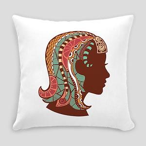 Virgo zodiac sign Everyday Pillow