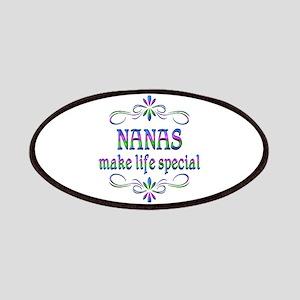 Nanas Make Life Special Patch