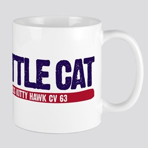 Battle Cat USS Kitty Hawk CV 63 Mug